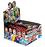 Handball WM Sammelsticker 2017/18 - 1 Display (50 Tüten)