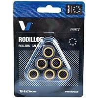 V PARTS - 3924 : Rodillos Variador Carbono 16X13. 8G