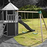 TP Toys Castlewood Double Swing Arm Wooden Play Centres, Plastic Play Centres, Play Centre Accessories, Play Centre Spare Parts, Play Centres