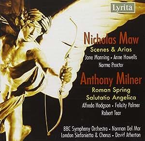 Scenes and Arias/Salutatio Ange