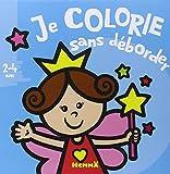 Je colorie sans déborder (2-4 ans) Fée