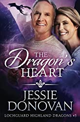The Dragon's Heart (Lochguard Highland Dragons) (Volume 3) by Jessie Donovan (2016-07-16)
