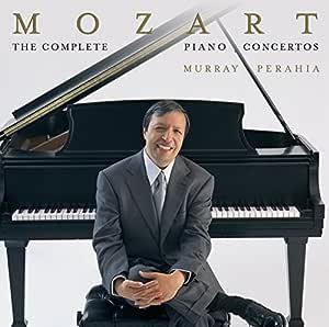 Complete Piano Concertos - Perahia, Murray, English