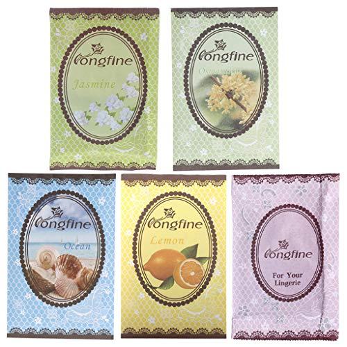 Preisvergleich Produktbild Natural Spices Lufterfrischer,  Parfümbeutel,  Papiertüte,  Auto,  Zuhause,  10 Stück 01
