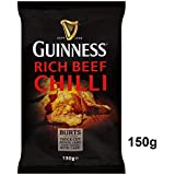 Guinness Potato Chips Rich Beef Chilli 150g