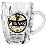 Official Guinness Glass Dimple Pint Pot/Tankard/Jar. Brand New