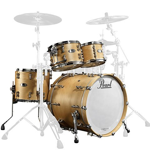 Pearl Reference Pure RFP 924XEP #111 Matte Natural · Drum Kit