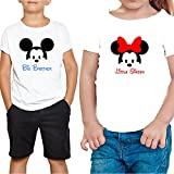 Best Big Brother Tshirt Kids - Limit Fashion Store - Big Brother + Little Review