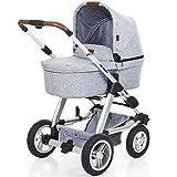 ABC Design Viper 4 Kinderwagen - Modell 2017, Farbauswahl:graphite grey