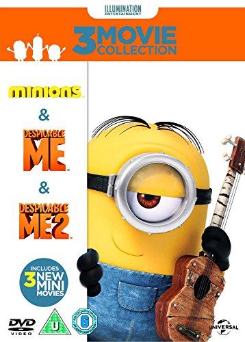 Dvd de Los Minions