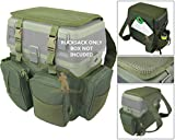 Roddarch© Fishing Seat Box Rucksack Backpack Converter - Fits All Roving Type Seat Boxes.