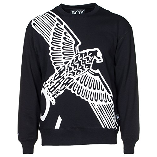 boy-london-eagle-wingspan-sweatshirt-black-m