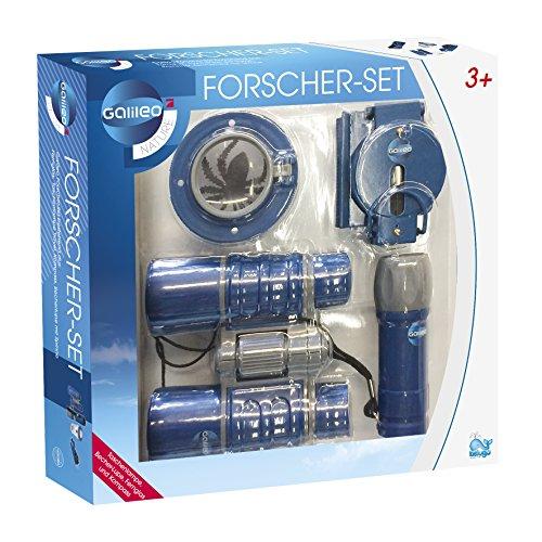beluga Spielwaren 62007 Galileo Forsher-Set (Visiereinrichtung)