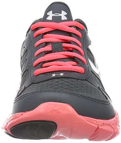 Under Armour Micro G Engage Bl H 2, Chaussures de Running Entrainement Femme Gris (Stealth Gray)