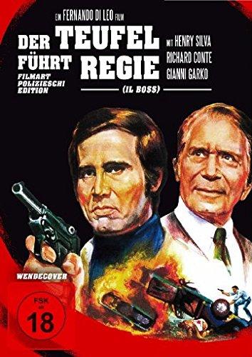 Der Teufel führt Regie [Blu-ray] [Limited Edition] -