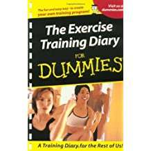 The Exercise Training Diary For Dummies by Allen St. John (2001-02-26)