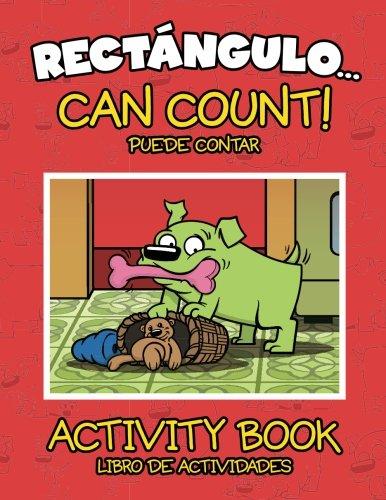 Rectángulo... Puede Contar! - Libro de Actividades por Ryan Roghaar