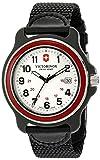 Victorinox 249085Original XL Montre à quartz suisse avec bracelet en nylon Noir Pour homme