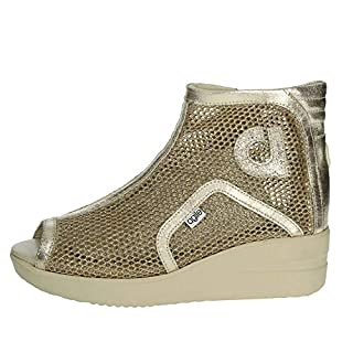 Agile By Rucoline 2635(A65) High Sneakers Women Gold 39