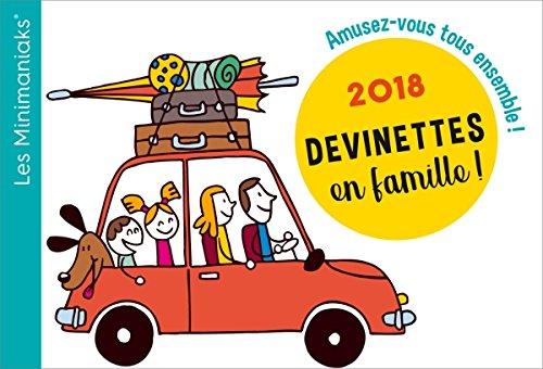 CALENDRIER - Minimaniak Devinettes en famille 2018