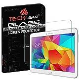 TECHGEAR Samsung Galaxy Tab 4 10.1' (SM-T530 Séries) VERRE Édition Original Verre Trempé Protecteur d'Ecran