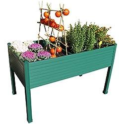 47900904 - Mesa de cultivo plástico Verde