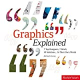 [(Graphics Explained : 7 Top Designers, 7 Briefs, 49 Solutions...in Their Own Words)] [By (author) Michael Evamy] published on (May, 2009)