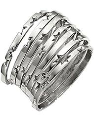 THIERRY MUGLER - Semanal pulsera rígida de acero Thierry Mugler T1104167 JOYERÍA