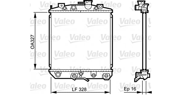 Prime Valeo 731623 Engine Cooling Amazon Co Uk Car Motorbike Wiring Digital Resources Anistprontobusorg