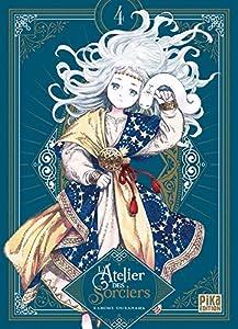 L'Atelier des Sorciers Edition collector Tome 4