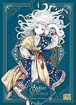 L'Atelier des Sorciers T04 Edition Collector de Kamome Shirahama