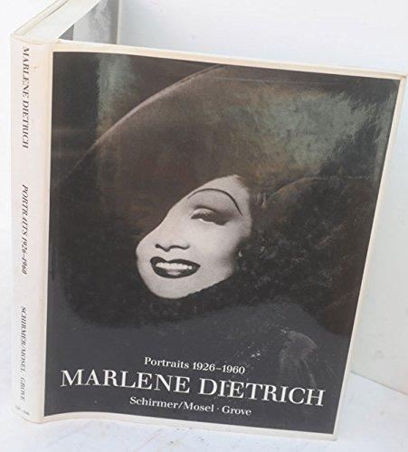 Marlene Dietrich : Portrts 1926 - 1960. mit e. Einl. von Klaus Jrgen Sembach u. e. Text von Josef von Sternberg