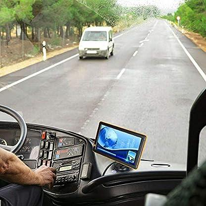 Autotipps-8-GB-9-Zoll-Touchscreen-Navigationsgerte-fr-Auto-LKW-PKW-KFZ