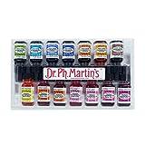 Dr-Ph-Martins-Radiant-Concentrated-Water-Color-Bottles-05-oz-Set-of-14-Set-D-by-Dr-Ph-Martins