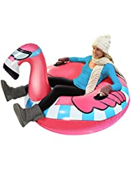Gofloats Winter Snow Tube – The Ultimate Sled et toboggan