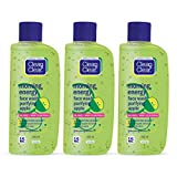 Clean & Clear Morning Energy Facewash, Apple, 100ml (Buy 2 Get 1 Free)