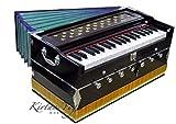 Harmonium Raga Student Premium n.1, standup model, 3.25 oktaven, 4 stops, 3 drohne, perfekt um zu spielen
