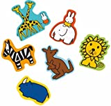 Barbo Toys - 9922 - Miffy Safari Animals Deco Puzzle