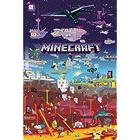 GB Eye Maxi poster motif Minecraft World Beyond&quot, multicolore