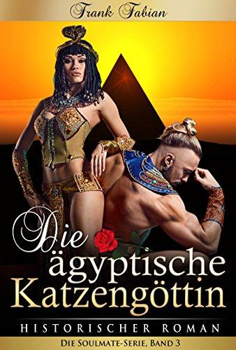 Die ägyptische Katzengöttin Book Cover