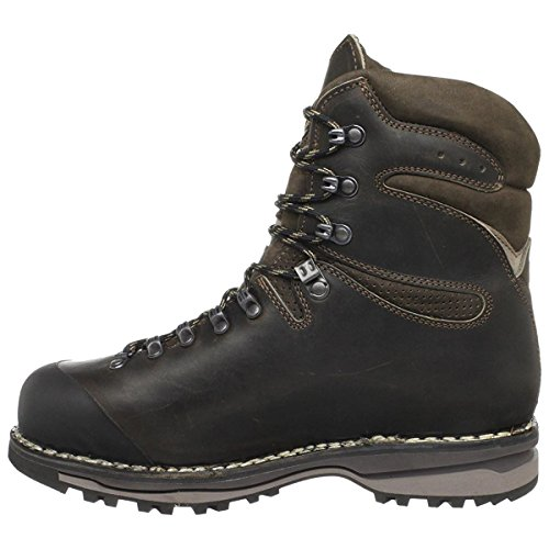 Zamberlan Mens 1030 Sella Gore-Tex RR NW Leather Boots Brun Foncé