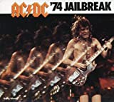 AC/DC 74 Jailbreak (2003 UK 5-track CD remastered from the original mixdown master tapes for the ultimate AC/DC experience complete with twelve page full colour booklet with original album art many unpublished photos and new linernotes custom sticker...