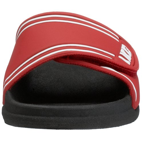Lico Sun V Damen Dusch & Badeschuhe Rot (ROT/WEISS)