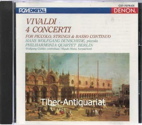 Preisvergleich Produktbild Concerto Piccolo (4)