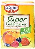 Dr. Oetker Gelierzucker Super 3:1, 7er Pack (7 x 500 g Packung) thumbnail