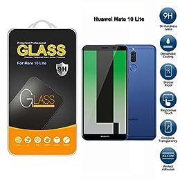 Huawei Mate 10Lite vidrio templado Protector de pantalla (sólo para este teléfono)