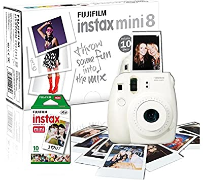 Instax Mini 8 Camera - Raspberry