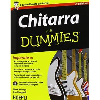 Chitarra For Dummies. Con Cd-Rom