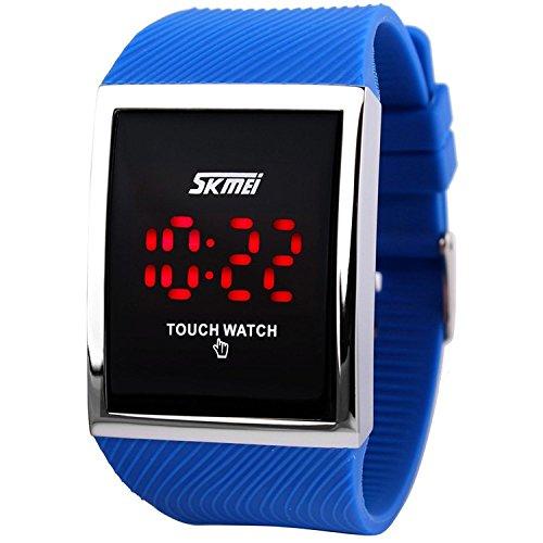 herren-damen-touch-screen-30m-wasserdicht-digital-led-sport-armbanduhr-blau