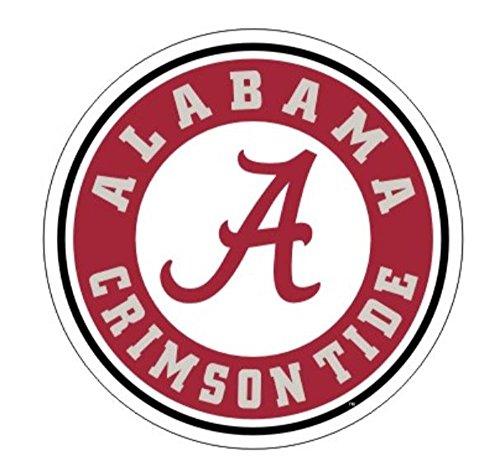 NCAA Alabama Crimson Tide Premium Vinyl Aufkleber